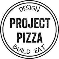 Project Pizza Logo